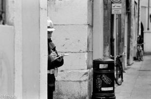 Leica M3, Planar T* 50mm f/2.0, Kodak TMax 400