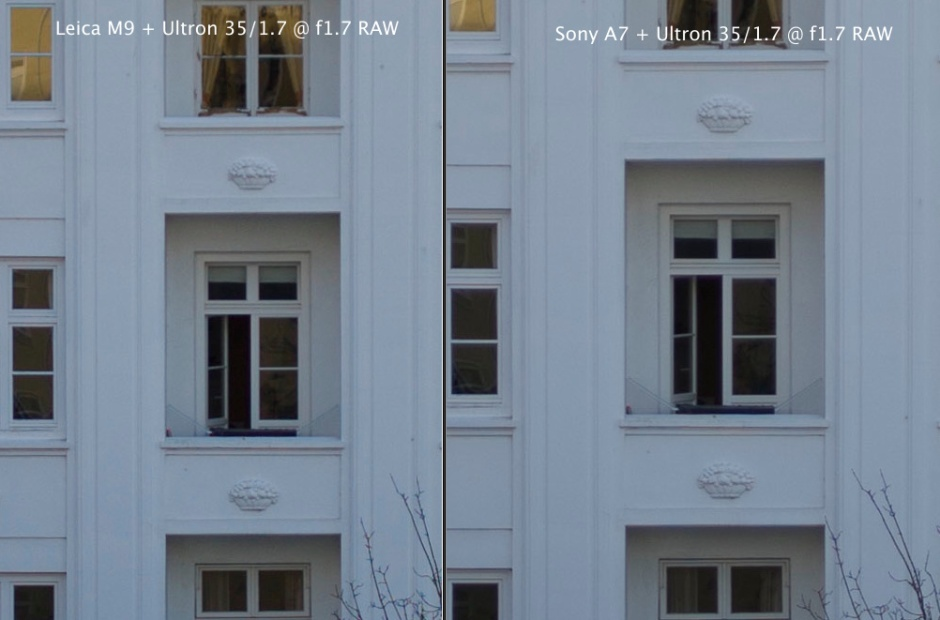 ultron M9 vs A7 RAW f1_7
